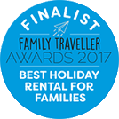 Best Holiday Rental for Families